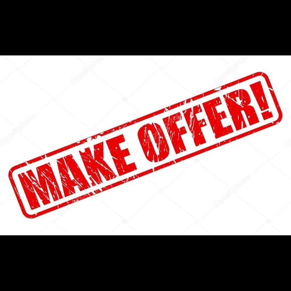 make an offer Other - Make an offer
